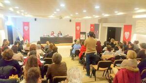 Güç Birliği Platformu Kadın ve Kanser konulu panel düzenledi