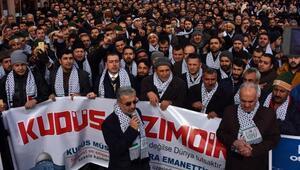 Vanda Kudüs protestosu