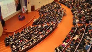Tokatta Necip Fazıl Kısakürek konferansı