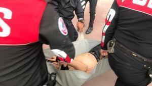 Beşiktaşta silahlı baskın: 2 yaralı  (1)