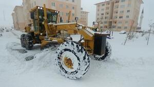 Edremit Belediyesi karla mücadale çalışması başlattı
