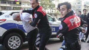 Ek fotoğraflar // Beşiktaşta silahlı baskın: 2 yaralı