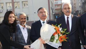 Bakan Yılmaz: Türkiye beşeri sermaye ile gelişmeye başladı
