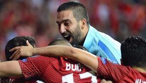 UEFA Uluslar Liginde torbalar belli oldu Milli Takım...
