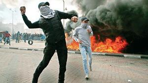 İntifada ateşi: Kudüs kararına büyük öfke