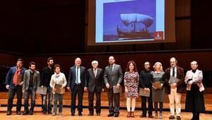 Tarihe Saygı Ödülleri verildi