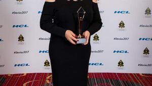 Stevie Awardsdan Ayşegül Akşak'a yılın kadın girişimcisi ödülü