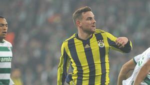 Fenerbahçede sakatlık şoku Janssen...