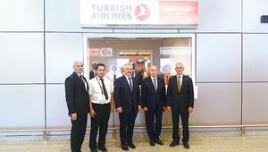 Dev projeye Türk imzası Rekor sürede tamamlandı