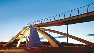 Da Vinci'nin  köprüsü yapılsın