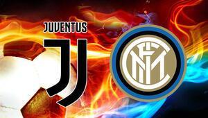 Juventus İnter derbi maçı bu akşam hangi kanalda saat kaçta canlı olarak yayınlanacak Zirve yarışı
