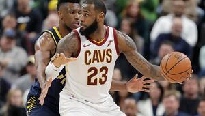 Cavaliersın serisini Pacers bitirdi