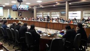 ERÜ, Merkezi Asya Üniversiteler Birliği Genel Kuruluna katıldı