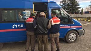 Kütahya'da, çifte cinayetin zanlıları gözaltına alındı