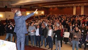 CHP İzmirde 6 ilçede kongre yaptı