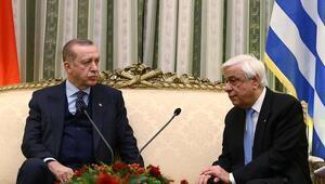 Erdoğandan Yunan basınına net mesajlar
