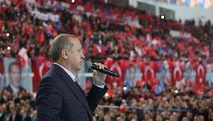 Erdoğan: Trumpın açıklaması bizim için yok hükmündedir