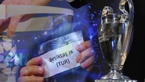 Beşiktaşın Şampiyonlar Liginde rakibi Bayern Münih oldu