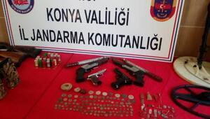 Tarihi eser kaçakçılığı operasyonu: 14 gözaltı