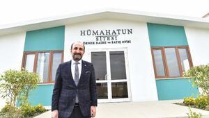 Bursa'da Mevlana-Ulus Hümahatun evleri görücüye çıktı