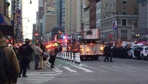 Hürriyet Muhabiri Razi Canikligil, New Yorktaki patlamayı olay yerinden anlattı