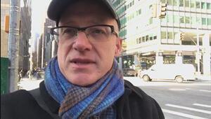 Hürriyet muhabiri Razi Canikligil olay yerinden aktarıyor