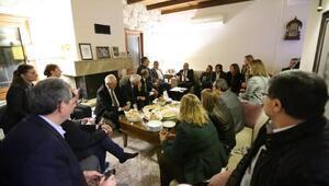 Başkan İnceye, toplu ziyaret