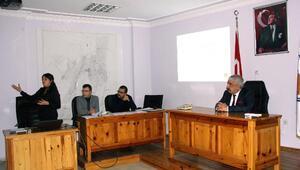 İmar yönetmeliğindeki yeni düzenlemeler sektör temsilcilerine anlatıldı