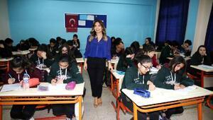 Öğrencilere tüberküloz eğitimi