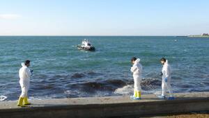 Kadıköyde denizde ceset bulundu