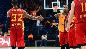 Galatasaray Odeabank - Buducnost Podgorica: 82-61