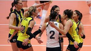 Fenerbahçe, deplasmanda VK Prostejovyı yendi