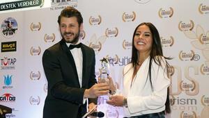 En iyi kadın oyuncu Melis Tüzüngüç