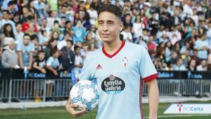 Emre Mora büyük fırsat Celta Vigoda...