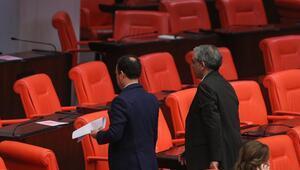 TBMMde bir ilk... HDPli Osman Baydemire Kürdistan cezası