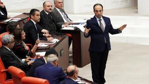 Yeni içtüzüğün ilk yaptırımı uygulandı, HDPli Osman Baydemir Meclisten çıkarıldı