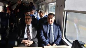 Mersin- Adana arası hızlı trenle 25 dakikaya düşüyor