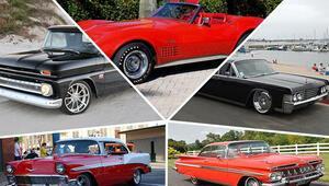 İşte klasik otomobil tutkunu ünlüler