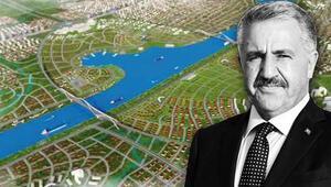 Bakan, Kanal İstanbul ihalesi ile ilgili tarih verdi