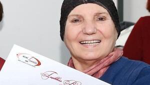 Kanserle savaşta en güçlü ilaç sevgi