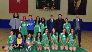 Okul sporları gençler futsal il birinciliği müsabakaları sona erdi
