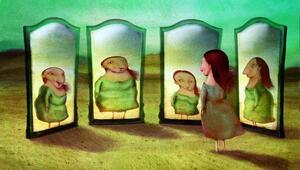Ayna ayna, söyle bu küçük kıza...