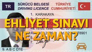 Ehliyet sınavı ne zaman yapılacak Ağır vasıta sürücüleri için kriterler değişiyor