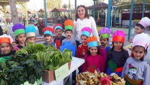 Mehmetçik İlkokulunda Yerli Malı Haftası kutlandı