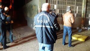 Bursada Suriyeli ailenin evine molotoflu saldırı
