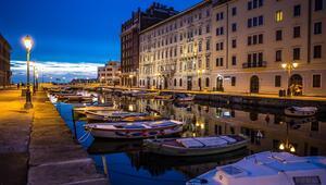 36 saatte Trieste
