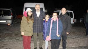 Başkan Silpagar, Konya yolcularını uğurladı