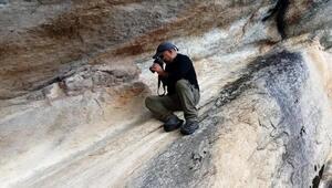 Madran Dağında yeni kaya resimi bulundu