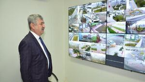 Yeşilyurtta Güvenlik İzleme Merkezi kuruldu