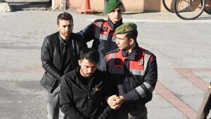 Yunanistana kaçmak isteyen 9 PKK ve DHKP-C üyesi yakalandı